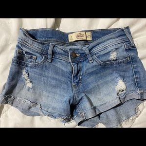 Hollister shorts, 15$ or 3/20$